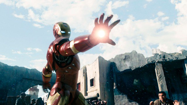 Εκλεψαν τη στολή του Iron Man!