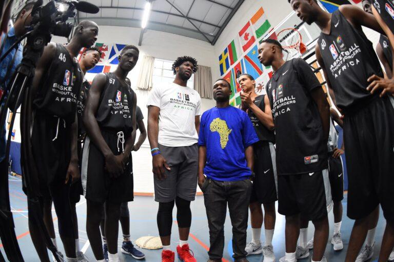 To NBA επιστρέφει στην Αφρική (pic)