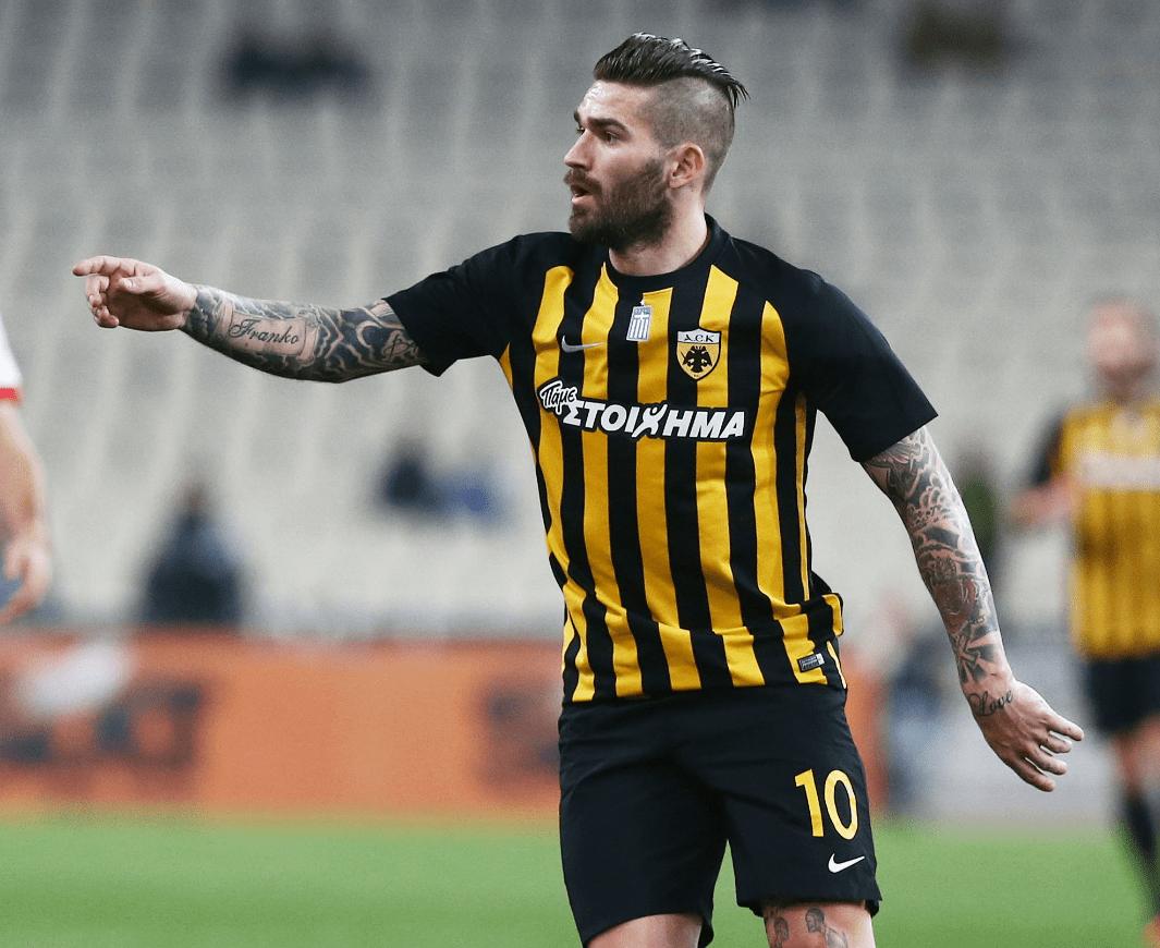 """""""Στην ΑΕΚ η καλύτερη σεζόν του Λιβάια"""""""