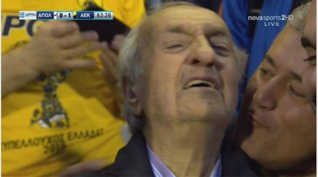 Λύγισαν σίδερα τα δάκρυα του Κώστα Νεστορίδη! [pics]