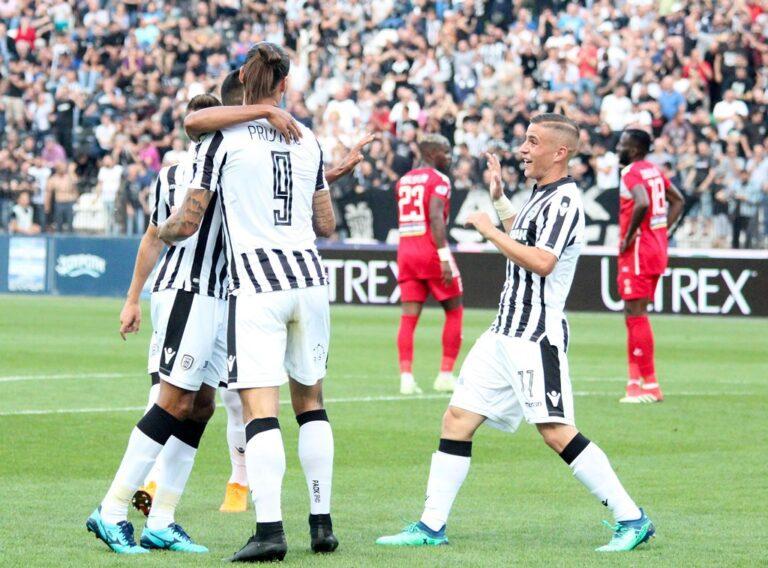 Λόνγκο: «Ο ΠΑΟΚ κέρδισε άξια το πρωτάθλημα»