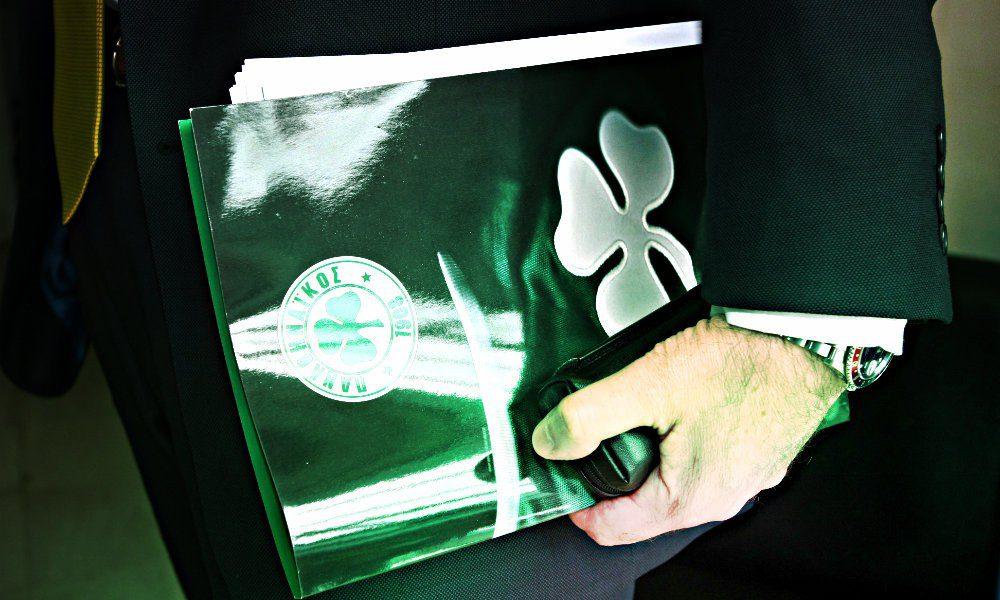 Στη Λίγκα η «πράσινη» επιστολή για αλλαγή της ποινής