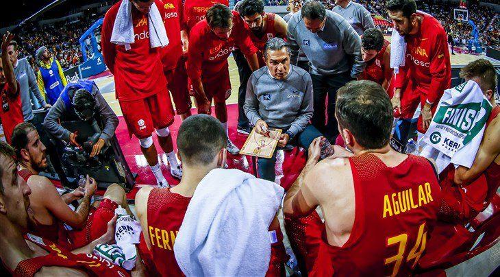 Σκαριόλο: «Οι παίκτες γυρνούν από την Εθνική με μεγαλύτερη αυτοπεποίθηση»