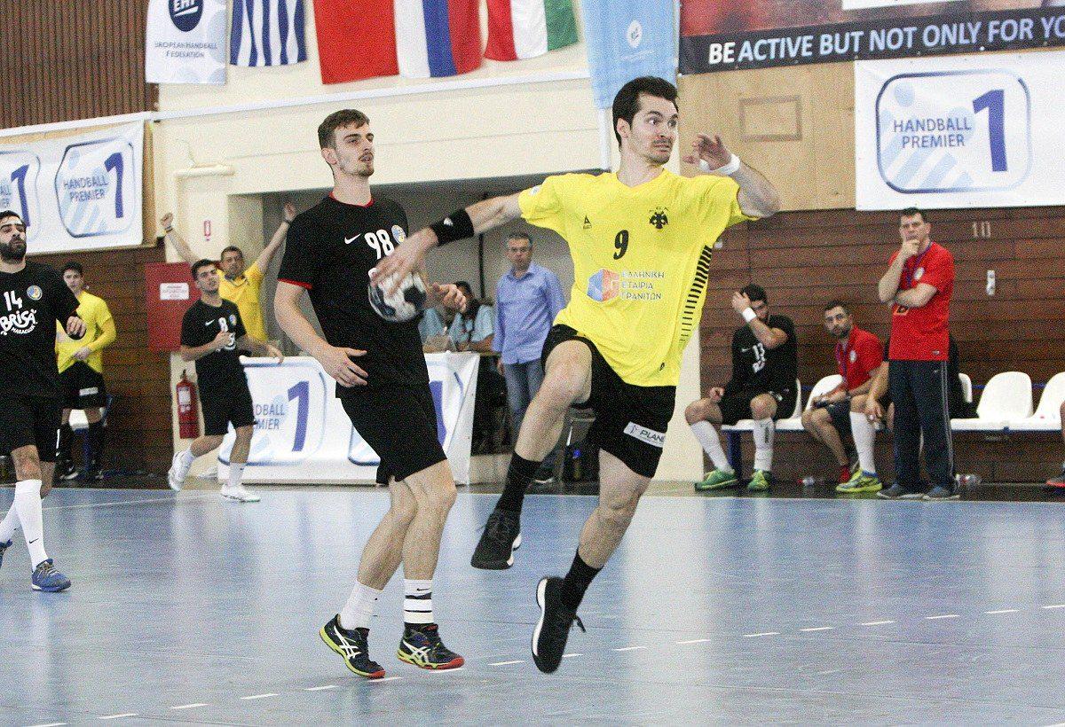 Η ΑΕΚ αλλάζει τους τελικούς στο χάντμπολ