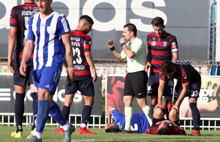 Αλλαγή δεδομένων στη Football League: Ποινή -3 σε Σπάρτη και Αναγέννηση