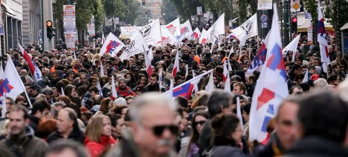 Γενική απεργία ΓΣΕΕ – ΑΔΕΔΥ στις 30 Μαΐου