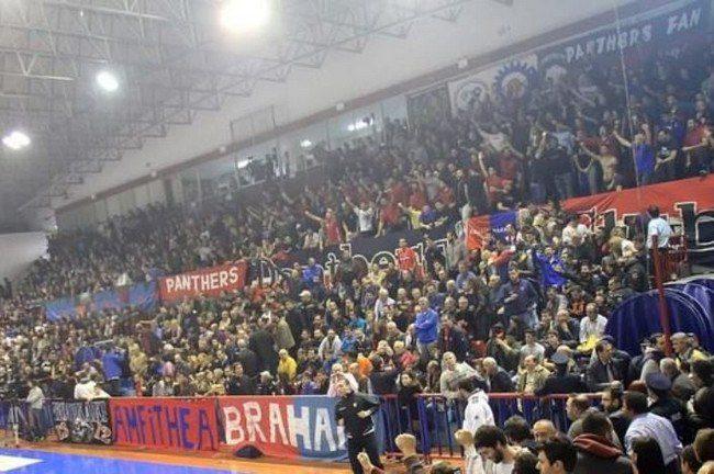 Κατεδαφίζεται το κλειστό γήπεδο του Πανιωνίου