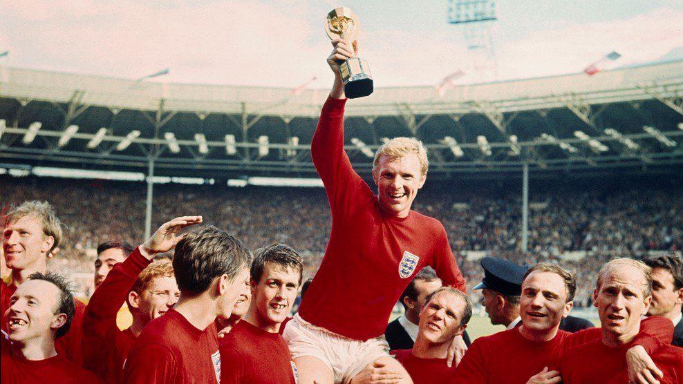 Αγγλία 1966: Η χρονιά των «τριών λιονταριών»