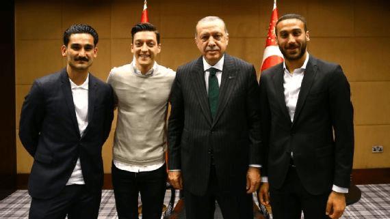«Η φωτογραφία των παικτών με τον Ερντογάν,δεν ήταν καλή κίνηση»