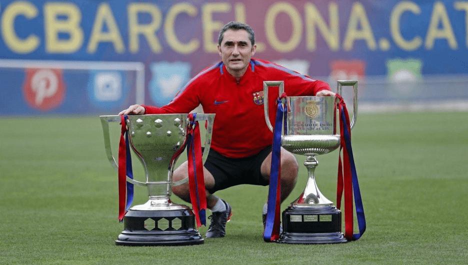 Ο Βαλβέρδε υποψήφιος προπονητής της χρονιάς