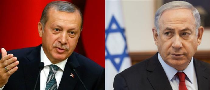 Ο Ερντογάν ανακάλεσε τους πρέσβεις της Τουρκίας από ΗΠΑ και Ισραήλ