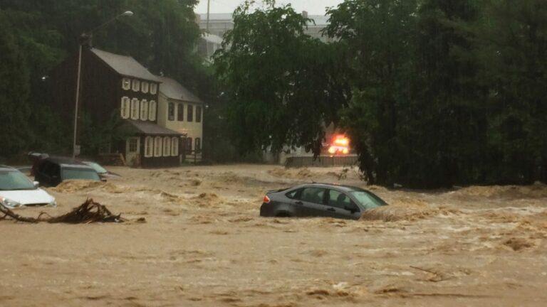 ΗΠΑ: «Πνίγεται» το Μέριλαντ (pics&vids)