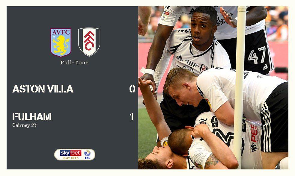 Η Φούλαμ στην Premier League (pics + vid)