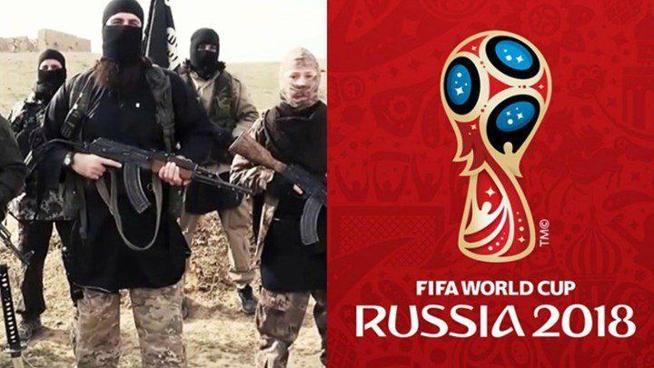 Νέες απειλές του ISIS κατά του Μουντιάλ και της Εθνικής Ρωσίας (pic)