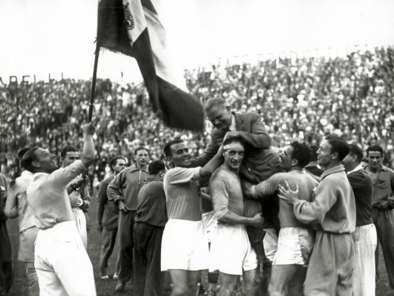 Ιταλία 1934: Στους… πρόποδες του φασισμού