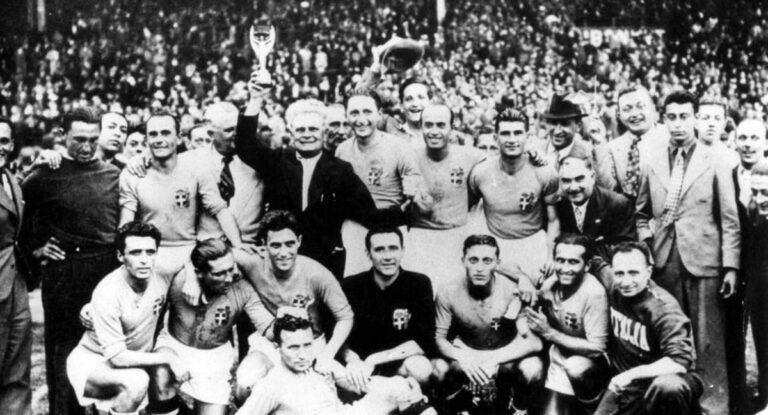 Γαλλία 1938: Από το Μουντιάλ στον Β' Παγκόσμιο