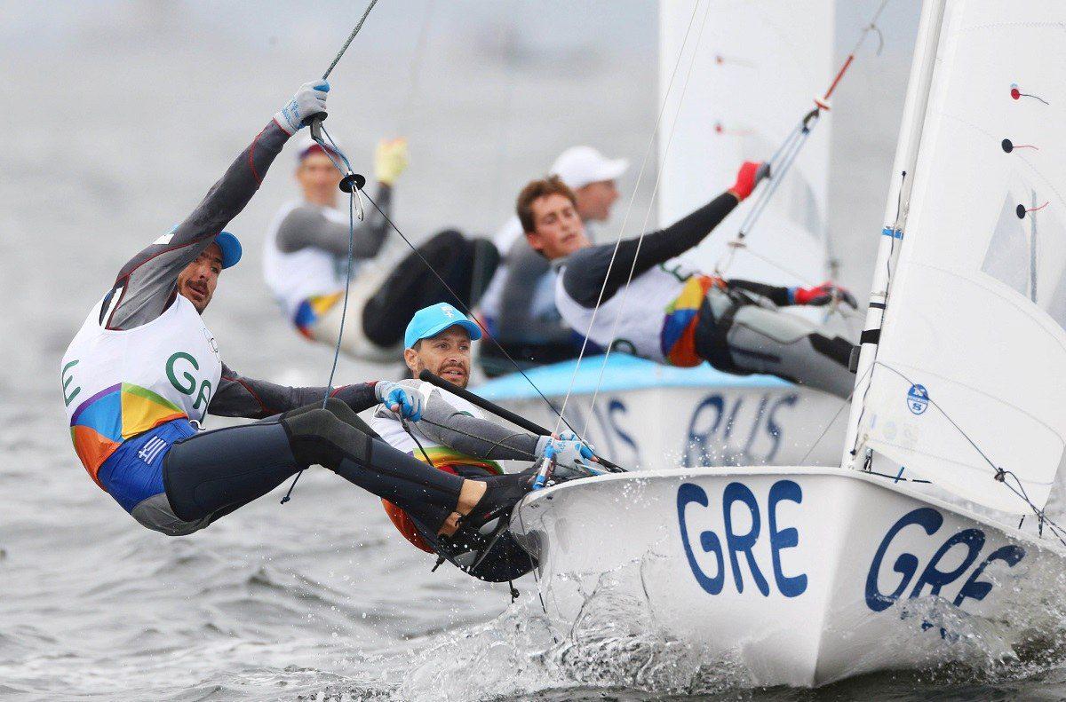 Έχασαν θέση οι Μάντης – Καγιαλής. Στην έκτη θέση του Παγκοσμίου κυπέλλου βρίσκονται οι Έλληνες ολυμπιονίκες