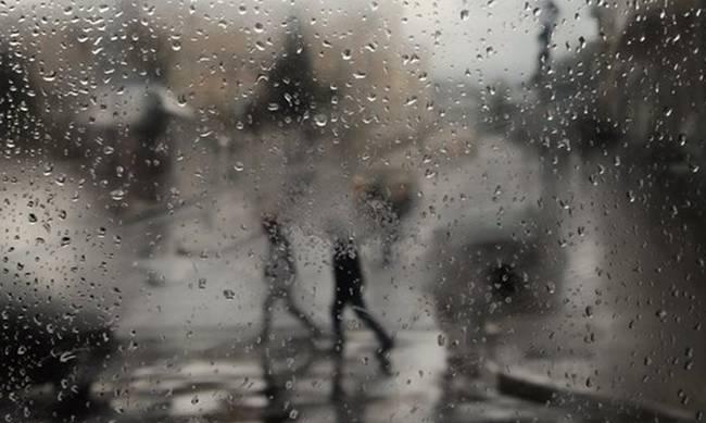 Έρχονται βροχές και αφρικάνικη σκόνη