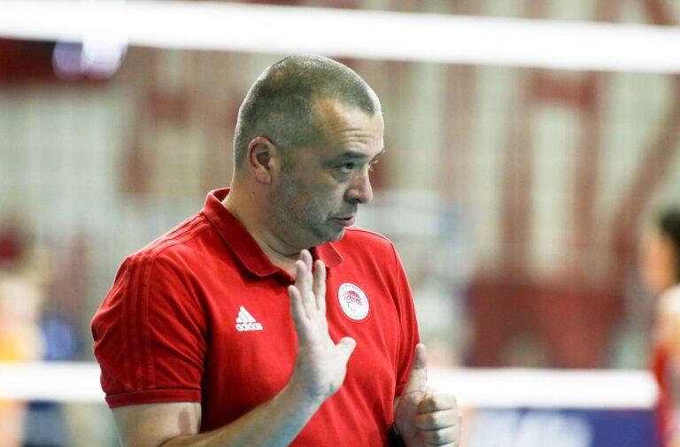 Κοβάσεβιτς διετίας στον Ολυμπιακό