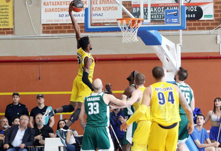 LIVE στην Basket League