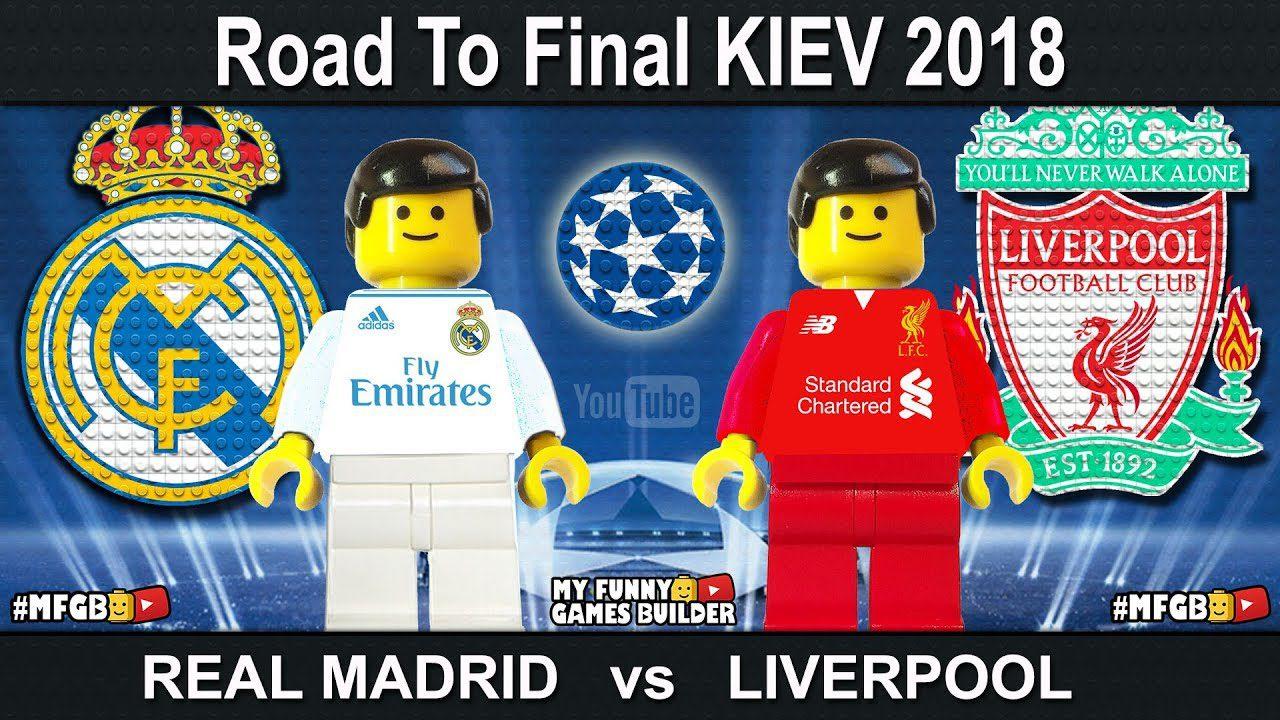 Η επική παρωδία των Lego στον τελικό του Champions League! (vid)