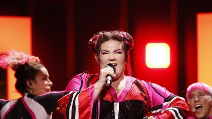 Αυτό είναι το ατύχημα της εκπροσώπου του Ισραήλ στη Eurovision… (vid)
