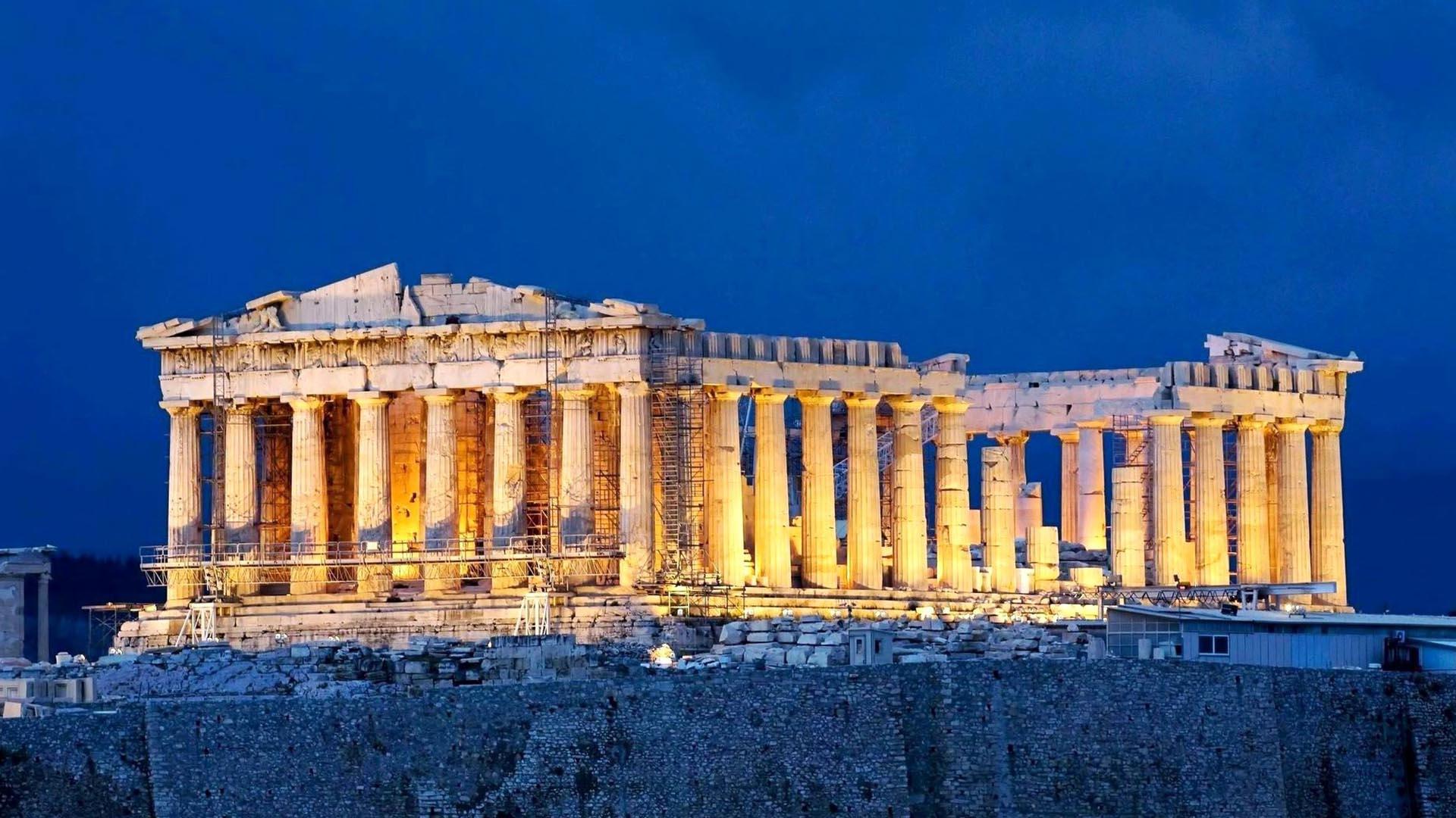 Τα πιο δημοφιλή μνημεία της Ελλάδας