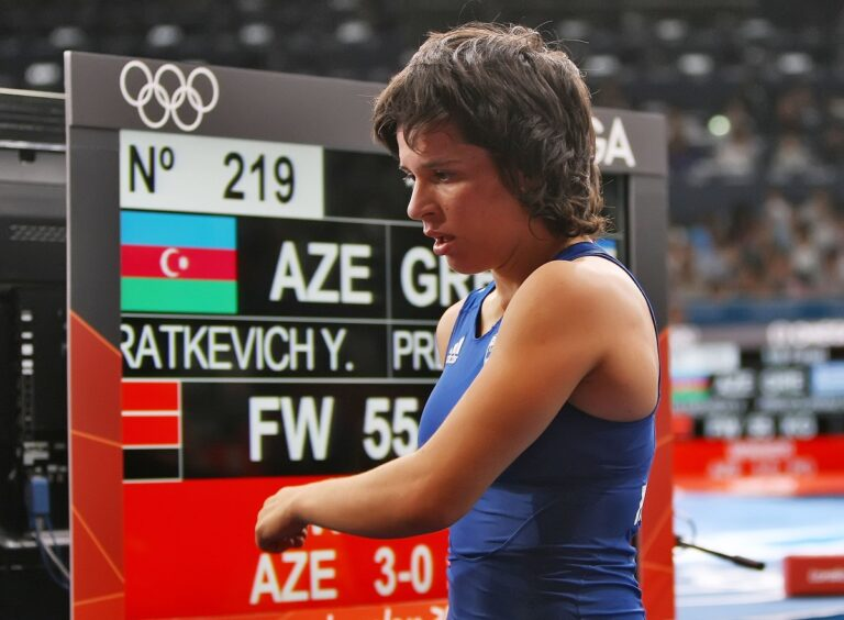 Πρεβολαράκη: «Την ιστορία την γράφουν τα Ολυμπιακά μετάλλια»