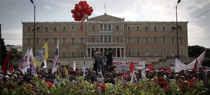 Επεισόδια στην Τρίπολη:Ο πρόεδρος του Εργατικού Κέντρου Αρκαδίας τσακώθηκε με στέλεχος του ΣΥΡΙΖΑ