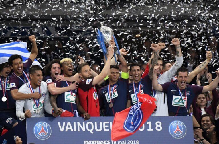 Ξανά Κυπελλούχος Γαλλίας η Παρί Σεν Ζερμέν