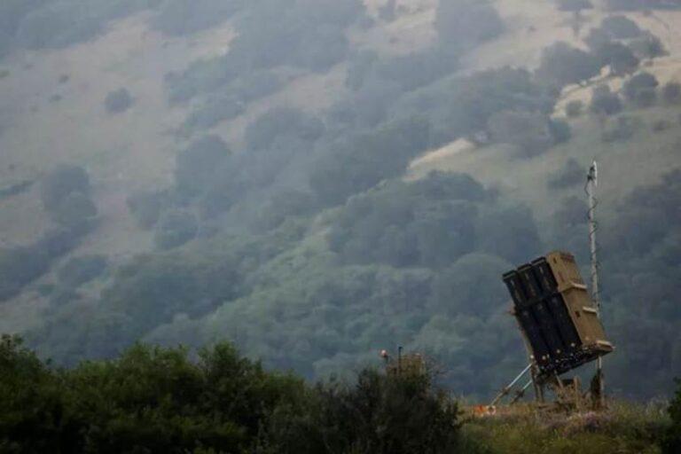 Το Ιράν εκτόξευσε 20 ρουκέτες εναντίων ισραηλινών θέσεων