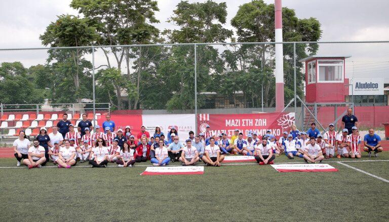 Οι επιτυχημένοι αγώνες Special Olympics στο Ρέντη (vid)