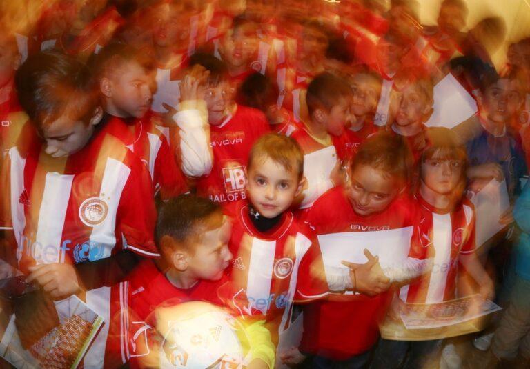 Η Σχολή Ιωαννίνων συνάντησε την πρώτη ομάδα (vid)