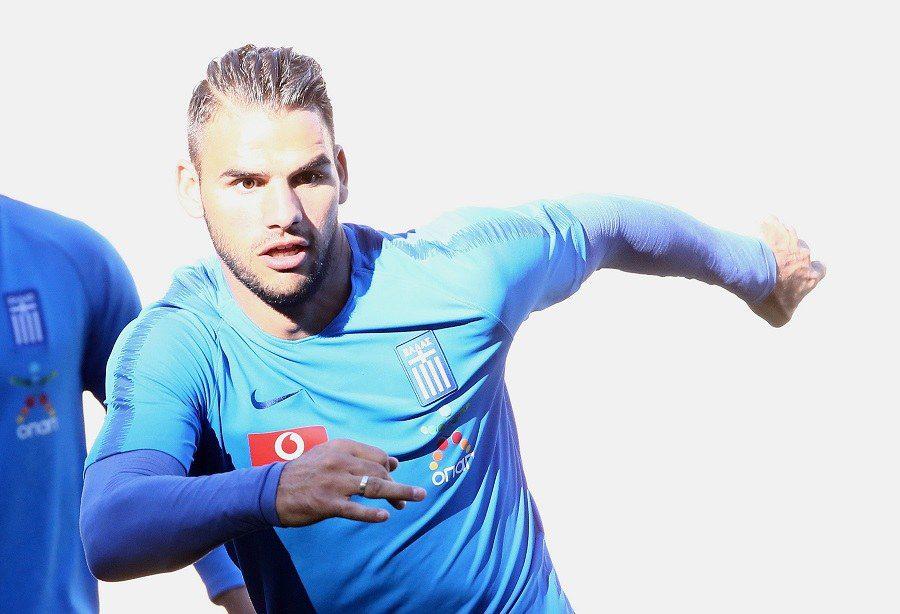 Ταχτσίδης: «Περήφανος που φόρεσα το περιβραχιόνιο της Εθνικής» (pic) - Sportime.GR