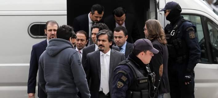 Τούρκος πρέσβης για τους «8»: «Αναμένουμε από την γείτονα Ελλάδα,να συνεργαστεί»