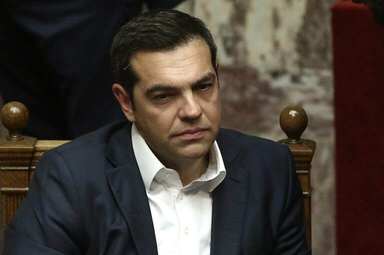 Τέσσερα «όχι» στον Τσίπρα για τη «Μακεδονία του Ίλιντεν»