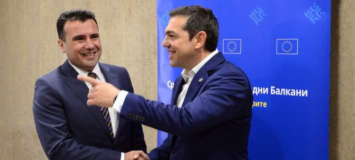 Τσίπρας: «Δεν έχουμε συμφωνήσει ακόμα με την ΠΓΔΜ για το ονοματολογικό» (vid)