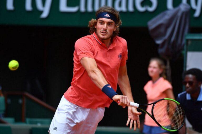 Αποκλείστηκε ο Τσιτσιπάς στο Roland Garros