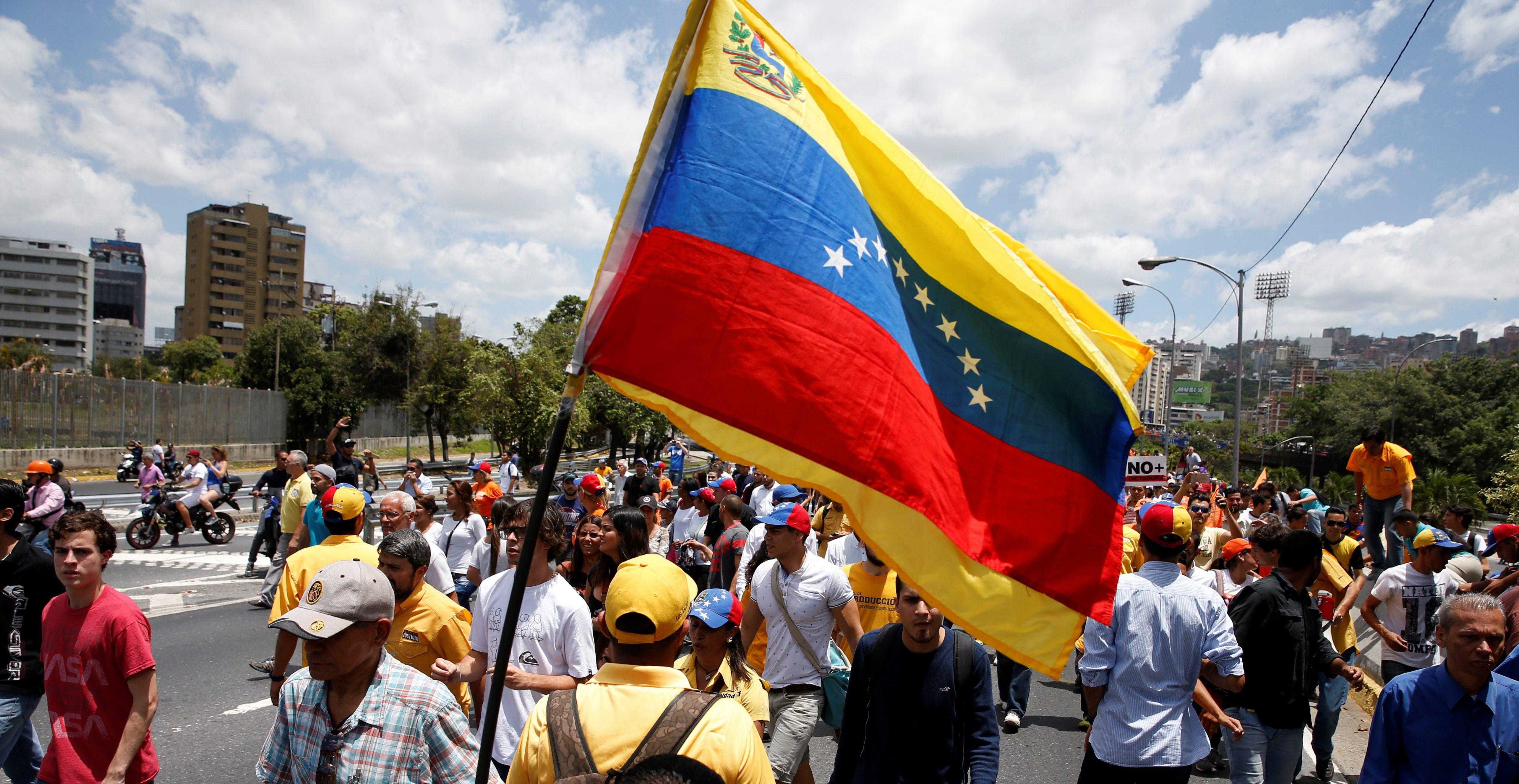 Βενεζουέλα για ΗΠΑ: «Αντίκεινται απόλυτα στο διεθνές δίκαιο οι κυρώσεις τους»