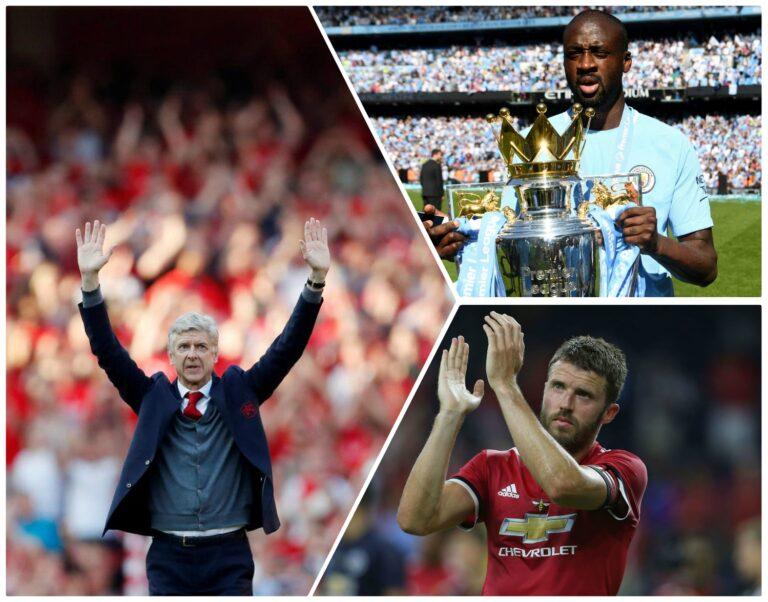 Premier League: Η τελευταία αγωνιστική των αποχαιρετισμών