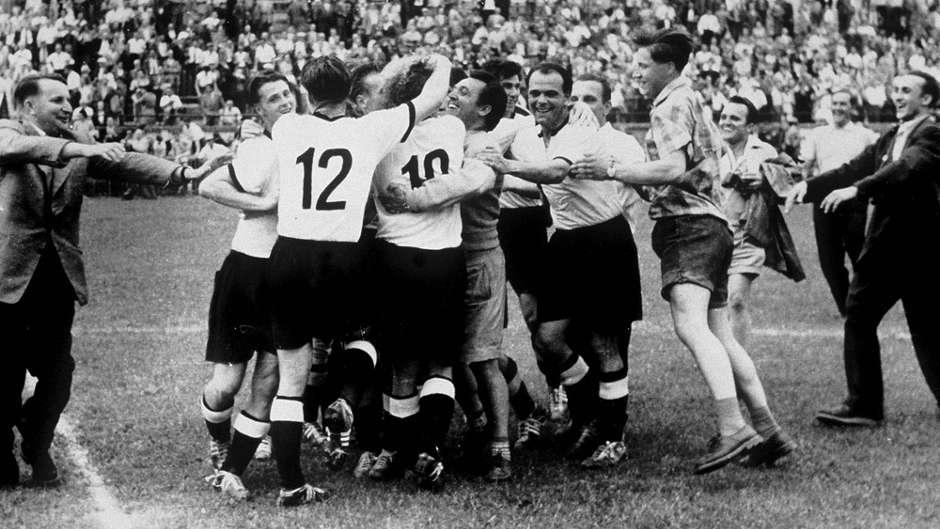 Ελβετία 1954: Το θαύμα της Βέρνης