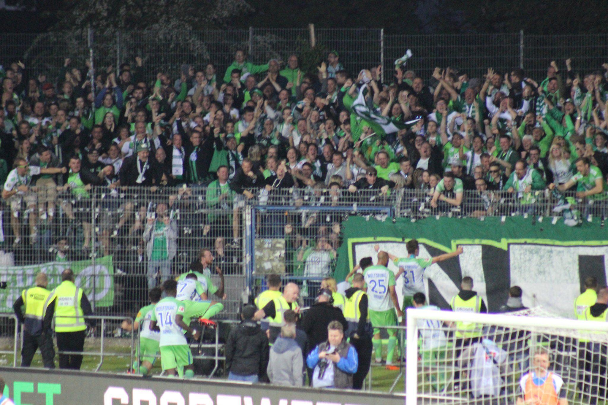 Παρέμεινε στην Bundesliga η Βόλφσμπουργκ! - Sportime.GR