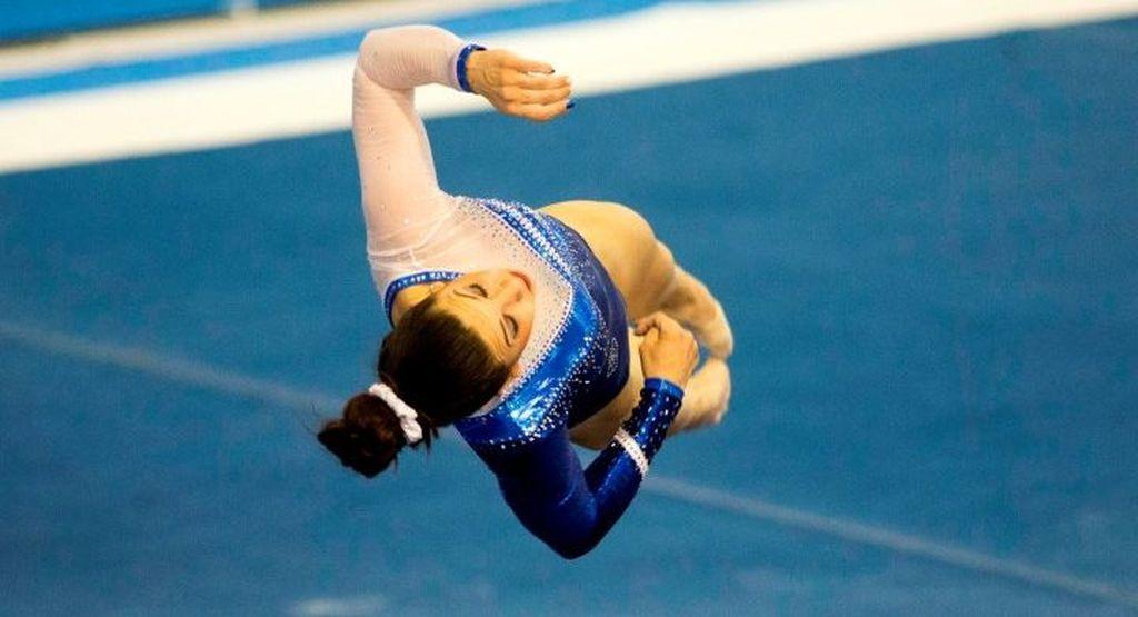 Πρωταθλήτρια Ελλάδας η Ιωάννα Ξουλόγη!