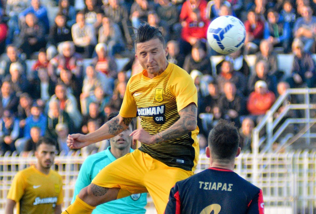 Μπαργκάν: «Πεινασμένοι για καλό ποδόσφαιρο» - Sportime.GR
