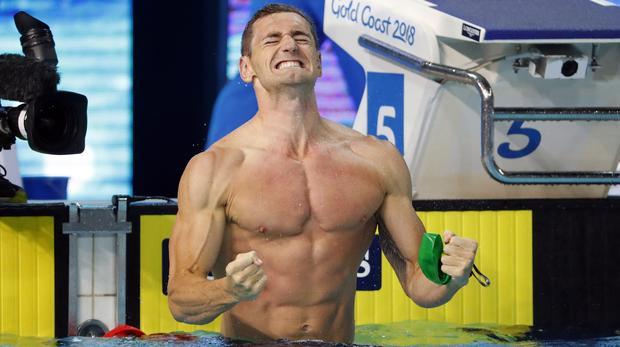 Ο Ολυμπιονίκης Κάμερον φαν ντερ Μπεργκ θα αγωνιστεί στο Πανελλήνιο Πρωτάθλημα