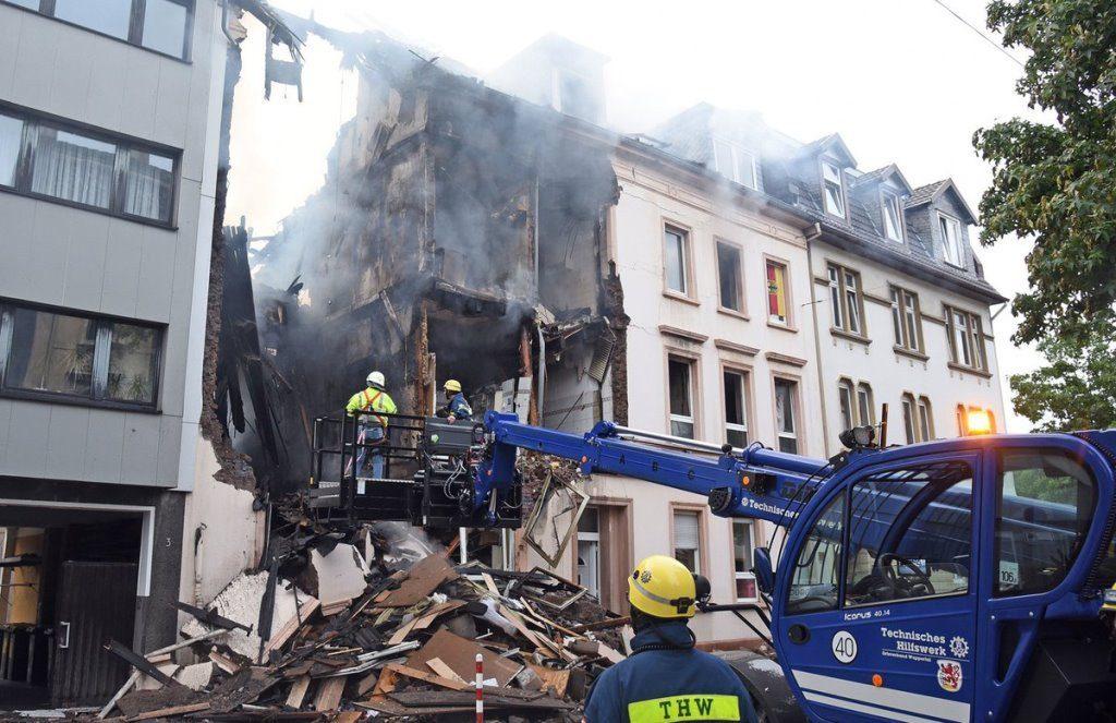 Έκρηξη με 25 τραυματίες στη Γερμανία