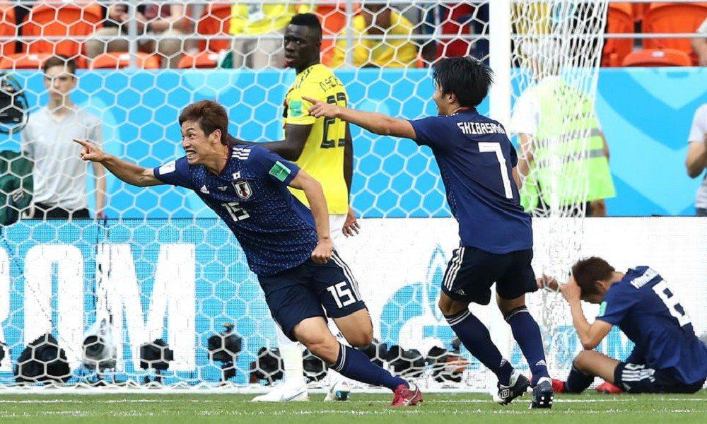 Το ιστορικό γκολ του Οσάκο (vid) - Sportime.GR