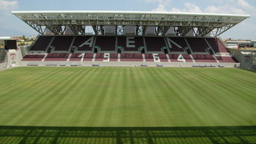 Εξώδικο της ΑΕΛ στη διοίκηση του «AEL FC Arena»