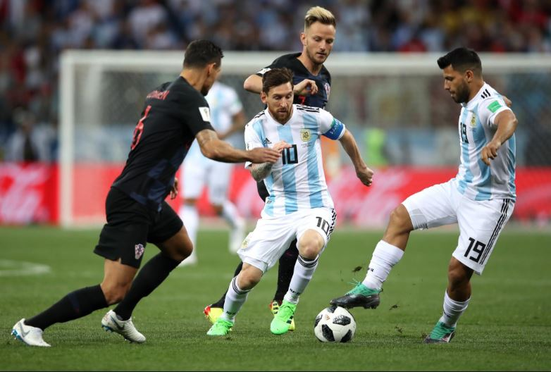 Δεν άγγιξε μπάλα για 21 λεπτά ο Αγκουέρο! - Sportime.GR