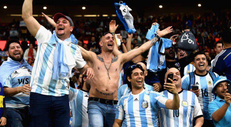 Το τραγούδι των Αργεντινών στο μετρό (vid)
